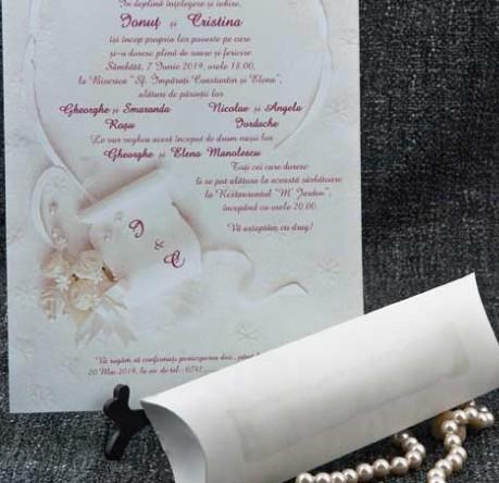 Invitatii Nunta Mearo Va Face Alegerea Usoara Invitatii Nunta