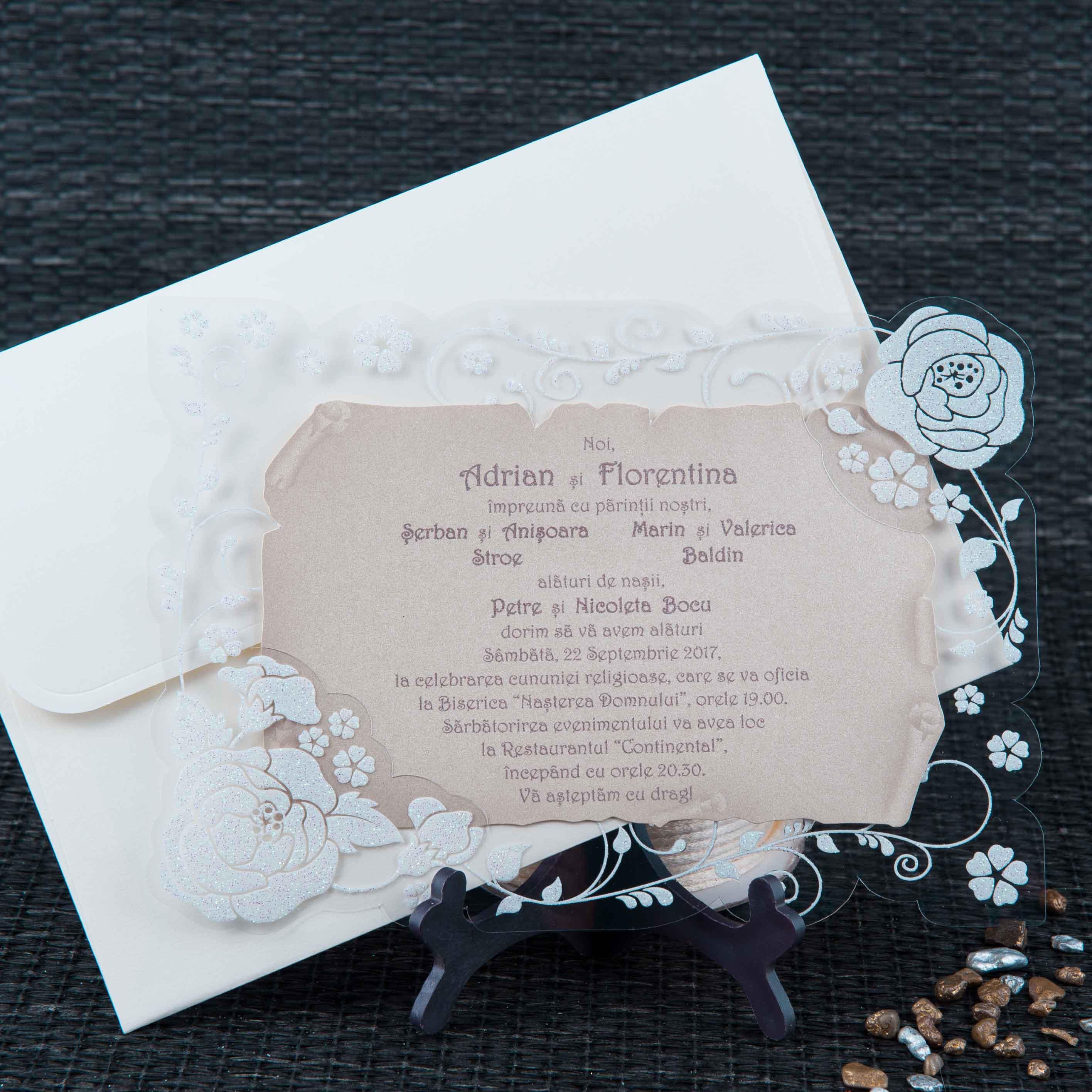 Diverse Evenimente Invitatii Nunta Invitatii Botez Marturii
