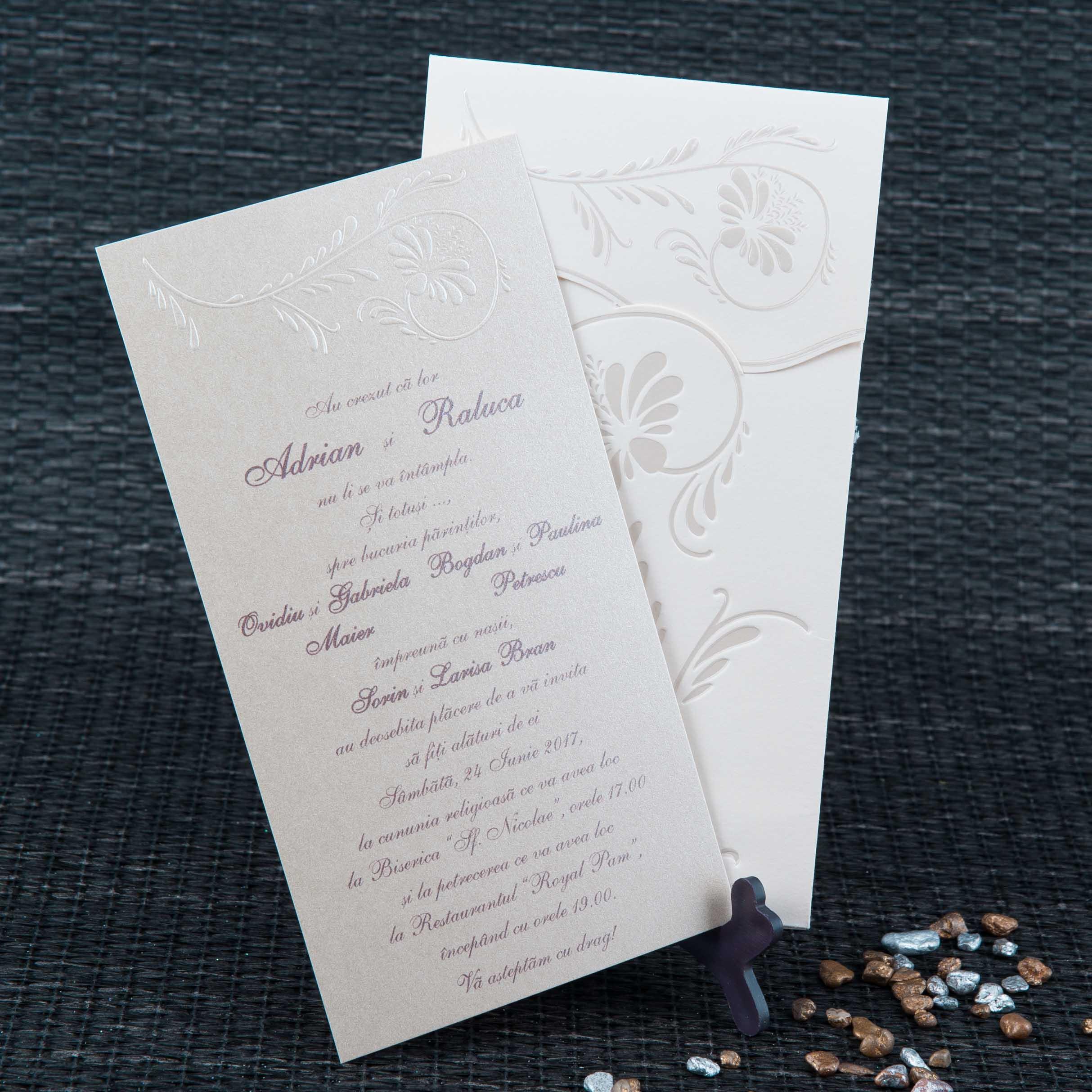 1084 Invitatii Nunta Invitatii Botez Marturii Plicuri Bani